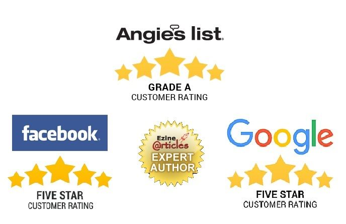 5 Star Review Collage